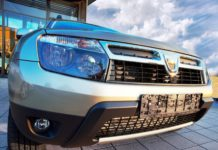 Dacia electric
